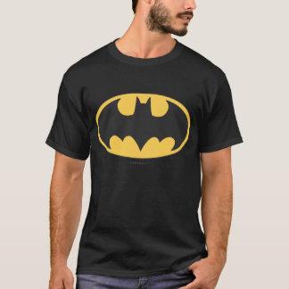 Logotipo oval del símbolo el | de Batman Camiseta