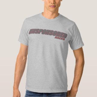 Logotipo patrocinado por la ONU del corredor Camisetas