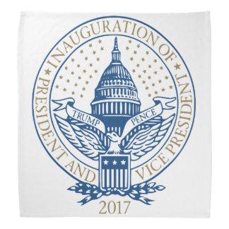 Logotipo presidencial 2017 de los peniques del bandanas