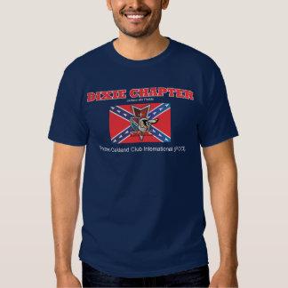 Logotipo principal 2 del capítulo de Dixie Camisas