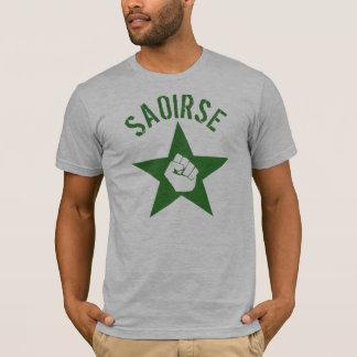 Logotipo republicano del ejército de Saoirse Iirsh Camiseta
