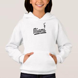 Logotipo retro de Miami
