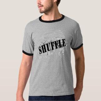 Logotipo T de la barajadura Camiseta