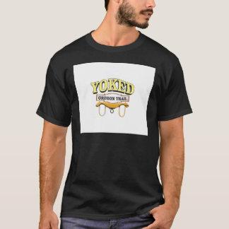 logotipo unido agradable del ot camiseta