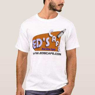 Logotipo /w Niki del café de los Eds Camiseta