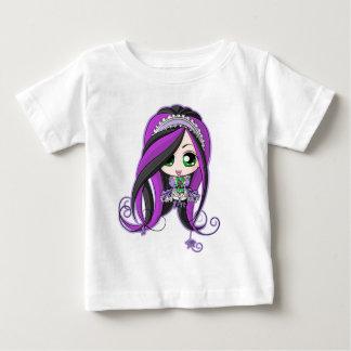 Lolita ama su camiseta del bebé del animado del