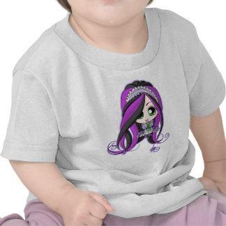 Lolita ama su camiseta del bebé del animado del pe