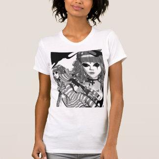 lolita gótico camiseta
