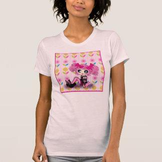 Lolita gótico Gothloli PinkyP Camisetas