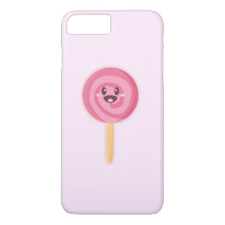 Lollipop de Kawaii Funda iPhone 7 Plus