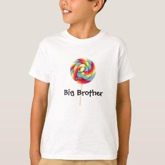 lollipop, hermano mayor camiseta
