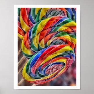 Lollipops Póster