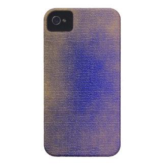 Lona azul iPhone 4 fundas