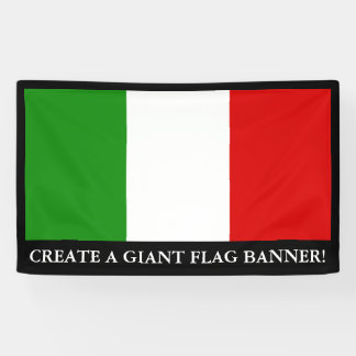 Lona Bandera de Italia