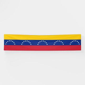 Lona Bandera de Venezuela