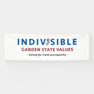 Lona Bandera indivisible de GSV