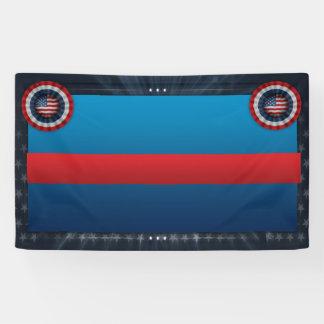 Lona Bandera patriótica