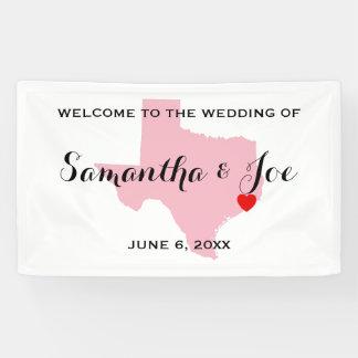 Lona Cree su propia recepción del boda de Tejas