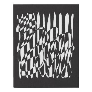Lona de arte abstracto