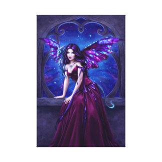Lona envuelta arte del dragón del Andromeda