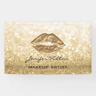 Lona Falsos labios elegantes modernos atractivos del