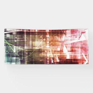 Lona Imágenes de Digitaces con arte de la transferencia