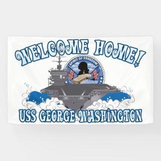 Lona USS George Washington - hogar agradable