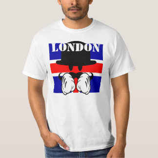 LONDON SWAG CAMISETA