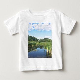 Londres - charca BRITÁNICA Camiseta De Bebé