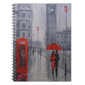 Londres Cuaderno