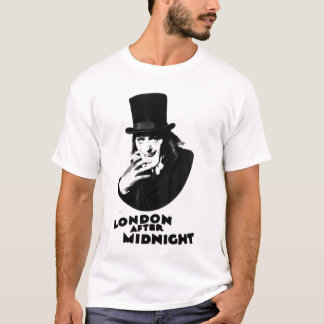 Londres después de la medianoche camiseta