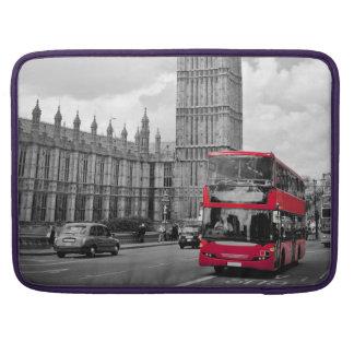 Londres Inglaterra Fundas Para Macbooks