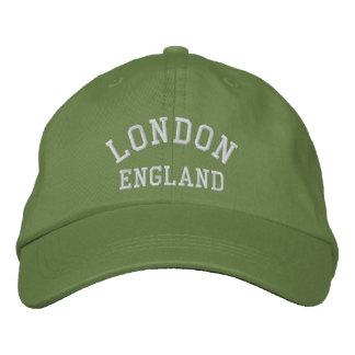 LONDRES, Inglaterra Gorras De Beisbol Bordadas