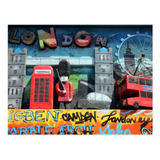 Londres, Inglaterra Tarjeta Postal