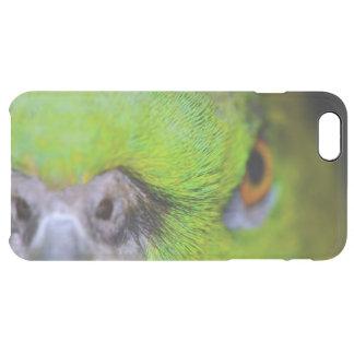 Loro Amarillo-Naped del Amazonas de Shirley Taylor Funda Clearly™ Deflector Para iPhone 6 Plus De Unc