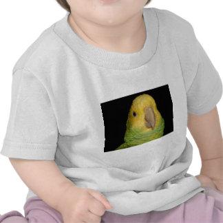 Loro doble de Yellowhead el Amazonas Camiseta