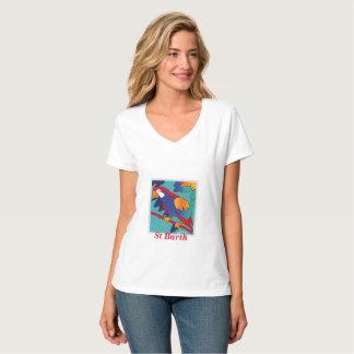 Loro St Barth Camiseta