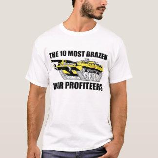 Los 10 enriquecido ilícitamente más descarados de camiseta