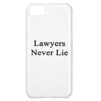 Los abogados nunca mienten