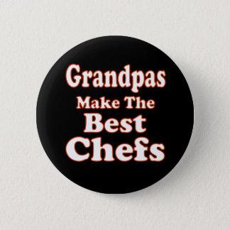 Los abuelos hacen los mejores cocineros el botón