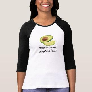 Los aguacates hacen todo Bella 3/4 de mejores Camisetas