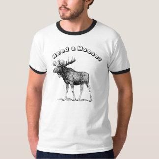 Los alces Spruce Camiseta
