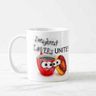Los amantes del buñuelo UNEN Taza De Café