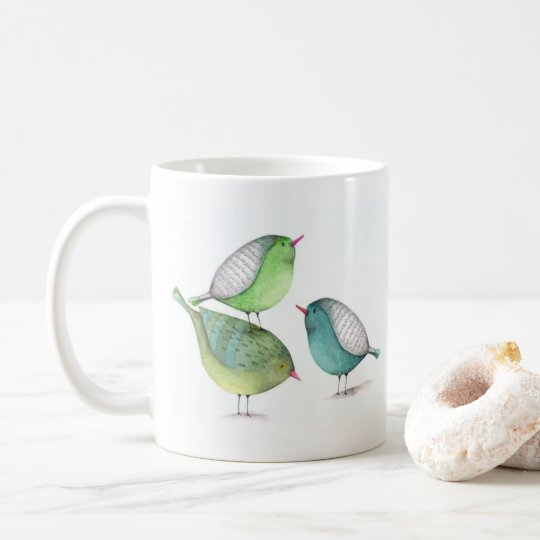 Los amigos son familia que usted elige tipografía taza de café