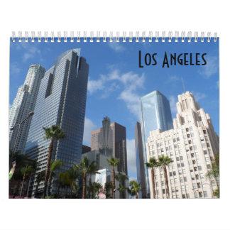 Los Ángeles 2016 Calendarios De Pared