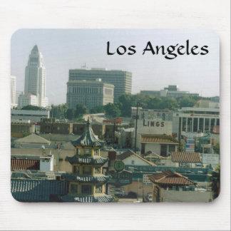 Los Ángeles Alfombrilla De Ratón