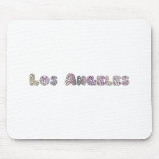 Los Ángeles Tapete De Ratón