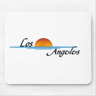 Los Ángeles Alfombrillas De Ratón