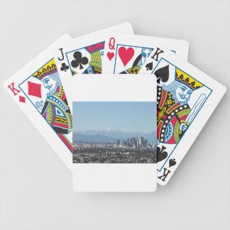 Los Ángeles Baraja Cartas De Poker