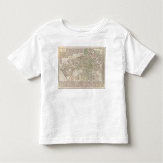Los Ángeles, California 2 Camiseta De Bebé